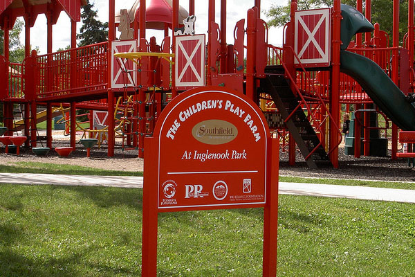 Playground & Park Construction